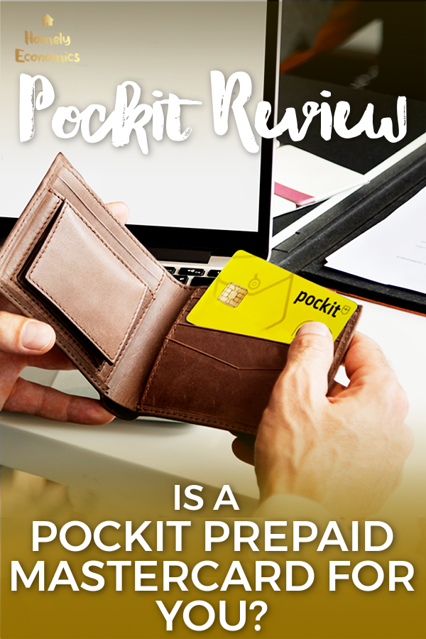 Pockit review: is a Pockit prepaid Mastercard for you?