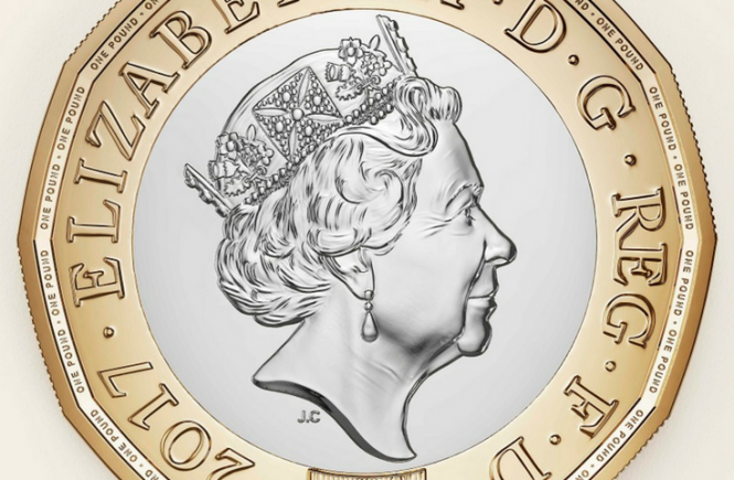 Everything You Need To Know About The New £1 Coin - The British pound coin is changing. Click on the picture to read everything you need to know about the new one pound coin, as well as what will happen to your old £1 coins.