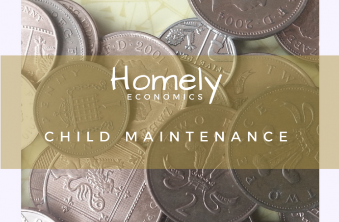 Homely Economics: Child Maintenance