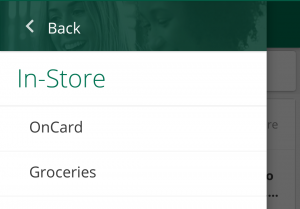 TopCashback grocery cashback review.