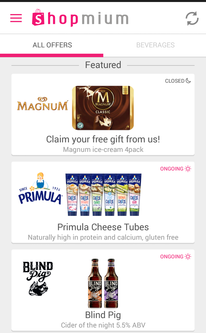 Shopmium reviewed by Homely Economics - UK cashback apps review