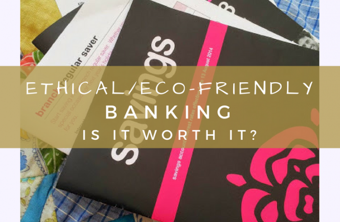 Is eco-friendly banking worth it if the rates of interest aren't as competitive as mainstream banks? What ethical alternatives are there to high street banks? Click on the picture to read more.