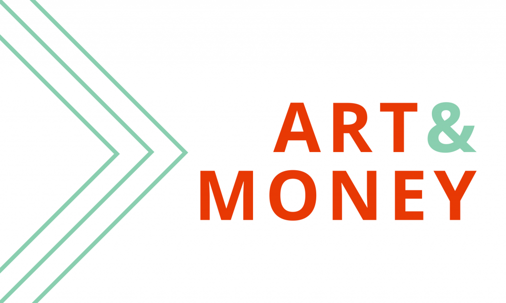 The Art & Money course combines personal finance with professional practice for artists.
