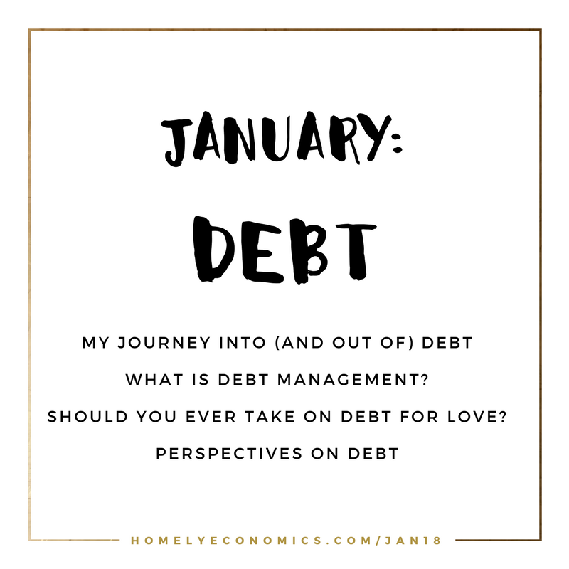 January's theme: det