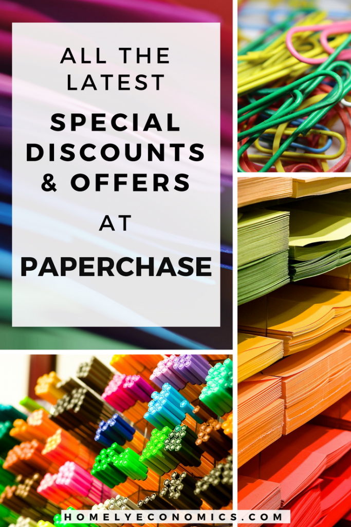 Love stationery? Love a sale? Then here are the latest special offers at Paperchase!