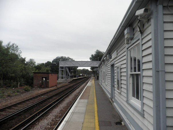 Pluckley Station, Kent