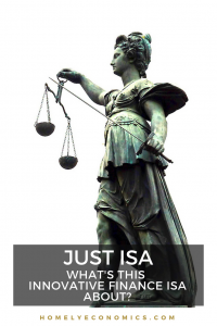 Just ISA review - what's this Innovative Finance ISA about?