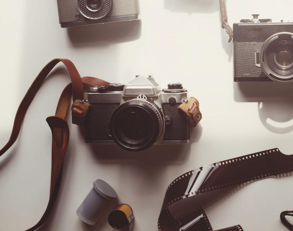 Cameras and film - Homely Economics
