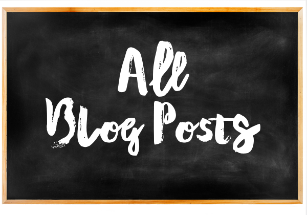 All blog posts