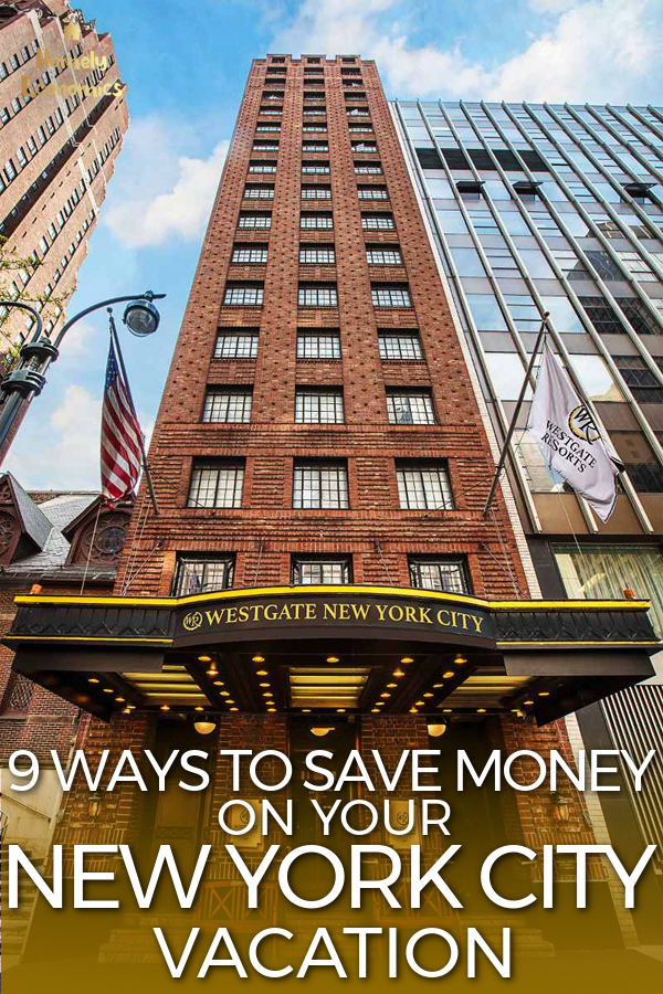 9 ways to save money on your new york city vacation