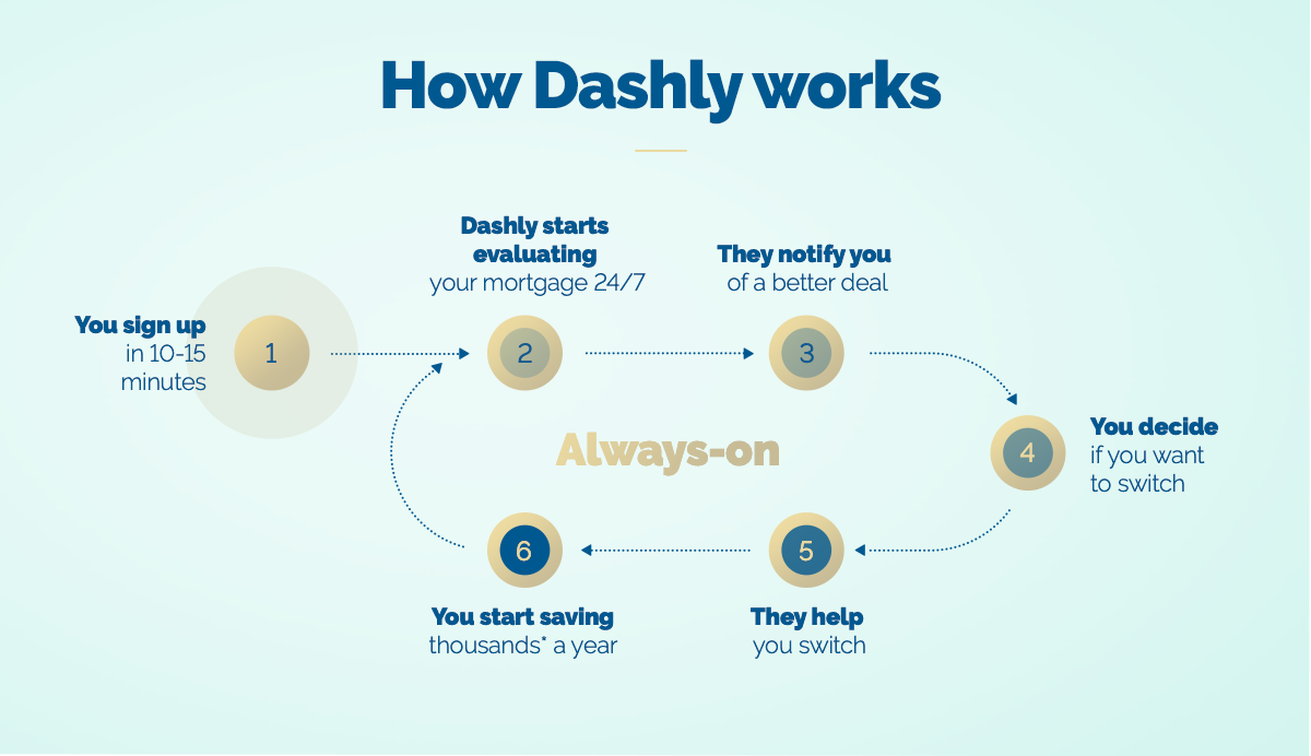 How Dashly works - Homely Economics