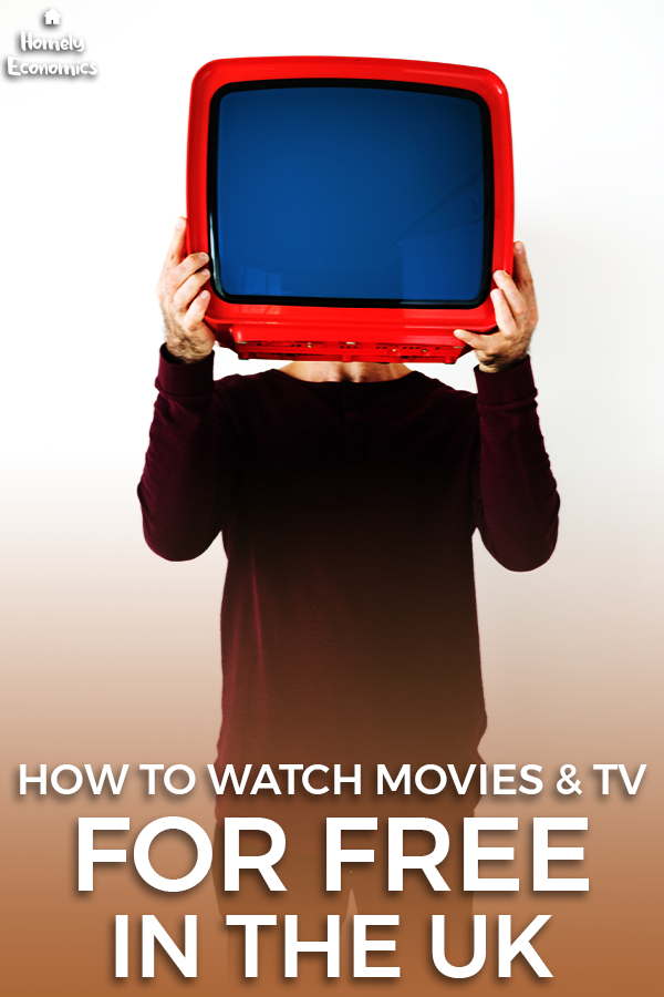 how to watch movies & tv for free in the UK