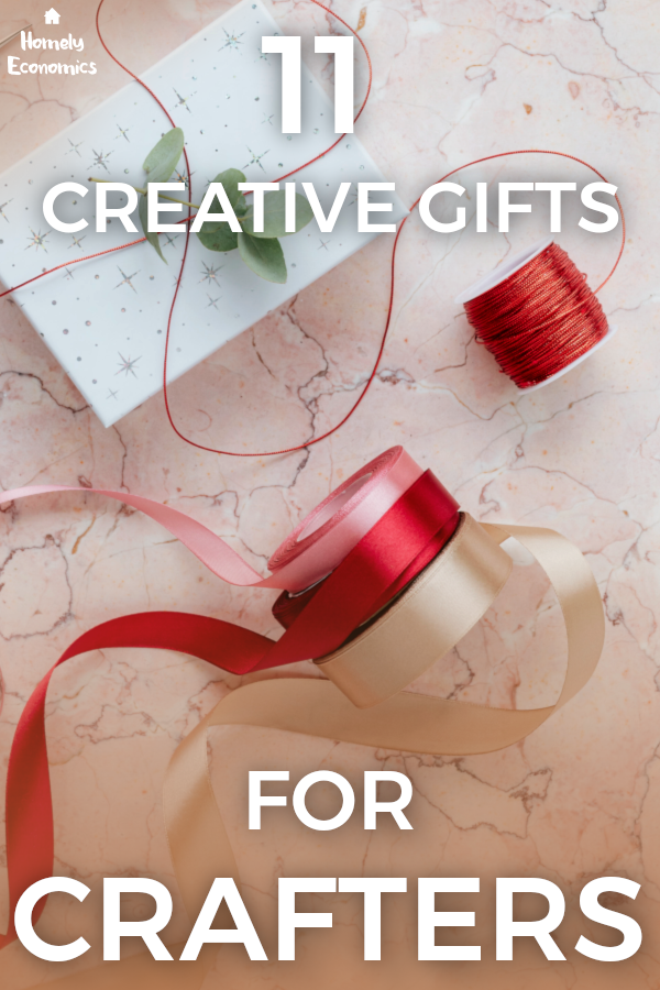 11 creative gifts for crafters